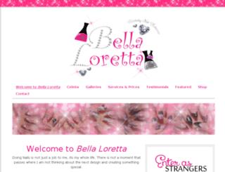 bella-loretta.com screenshot