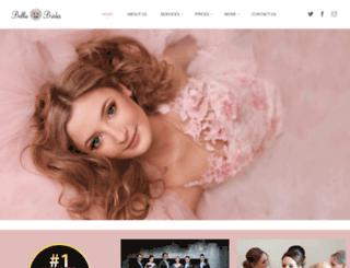 bellabrides.com.au screenshot