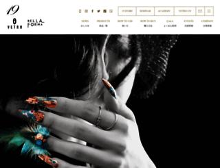 bellaformajapan.com screenshot