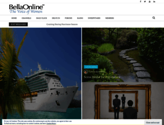 bellaonline.com screenshot