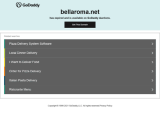 bellaroma.net screenshot
