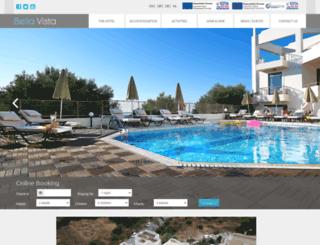 bellavista-hers.gr screenshot