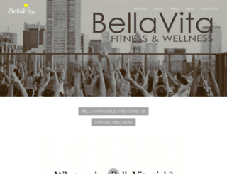 bellavitaworld.com screenshot