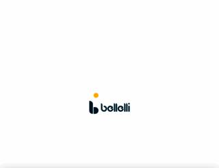 bellelli.com screenshot