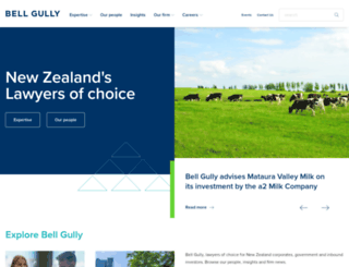 bellgully.com screenshot