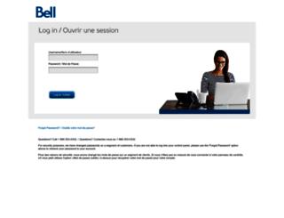bellhosting.ca screenshot