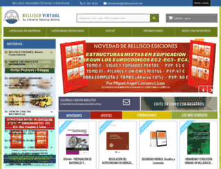 belliscovirtual.com screenshot