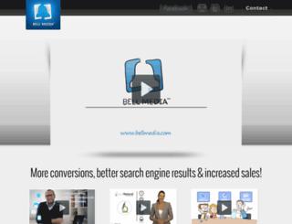 bellmedia.com screenshot