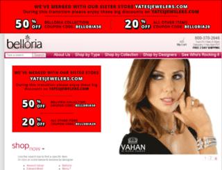 belloria.com screenshot