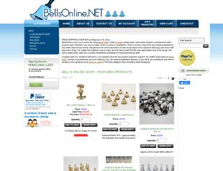 bellsonline.net screenshot