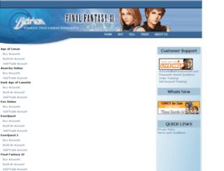 belrionaccounts.com screenshot