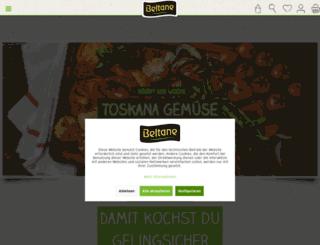 beltane.de screenshot