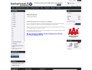bemariosat.fi screenshot