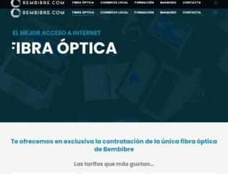 bembibre.com screenshot