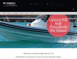 bembridgeoutboards.co.uk screenshot