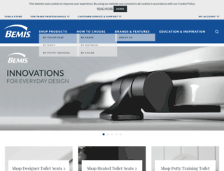 bemisseats.com screenshot