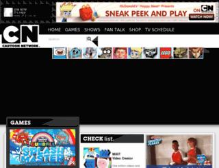 ben10alienforce.com screenshot