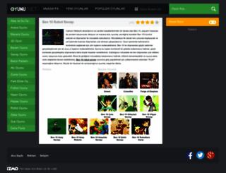 ben10robotsavasi.oyunu.net screenshot