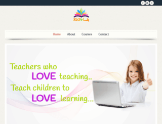 benaakids.com screenshot