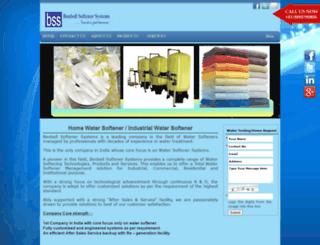 benbellsoftenersystems.com screenshot
