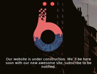 benbou.net screenshot