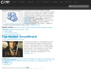 bencagri.com screenshot