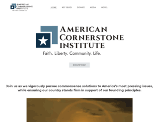 bencarson.com screenshot