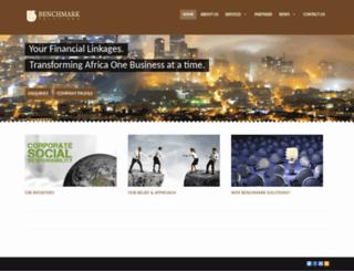 benchmarksoln.com screenshot
