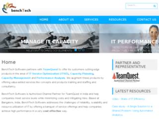 benchtech.in screenshot