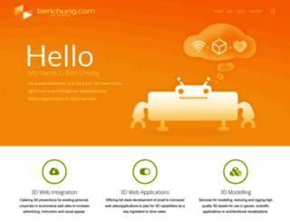 benchung.com screenshot