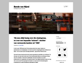 bendevannijvel.com screenshot