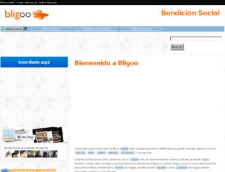 bendicionsocial.bligoo.es screenshot
