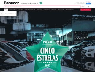 benecar.pt screenshot