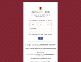benedictine.fr screenshot