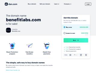 benefitlabs.com screenshot