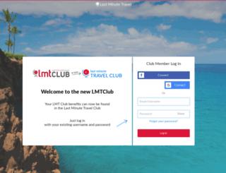 benefits.lmtclub.com screenshot