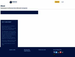 benefits.pennlive.com screenshot