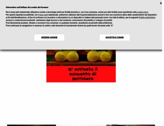 benessereyogadellarisata.altervista.org screenshot