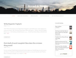 benfrancisco.net screenshot