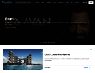 bengalitollywood.com screenshot