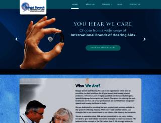 bengalspeech.com screenshot