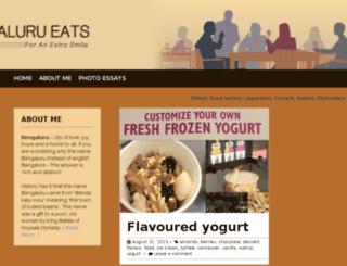 bengalurueats.com screenshot