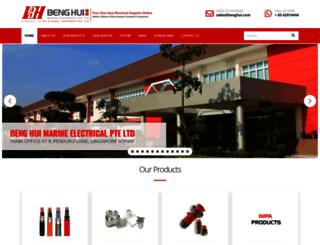 benghui.com screenshot