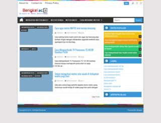 bengkelbanyuwangi.blogspot.com screenshot