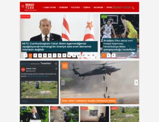 benguturk.com screenshot