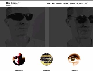 benheesen.com screenshot