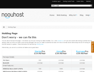 benhussenet.co.uk screenshot