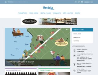 beniciamagazine.com screenshot