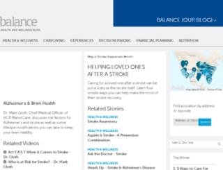 benifit.hcr.manorcare.com screenshot