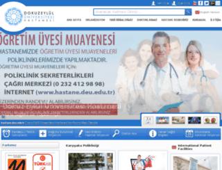 benimhastanem.org screenshot
